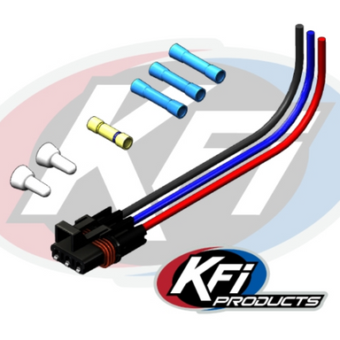 KFI Products  - Plug and Play Harness for Polaris Pulse System