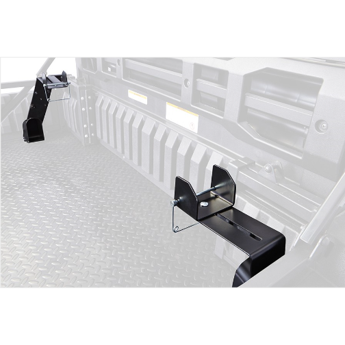 Kolpin In-Bed Double Gun Case 6.0 mount