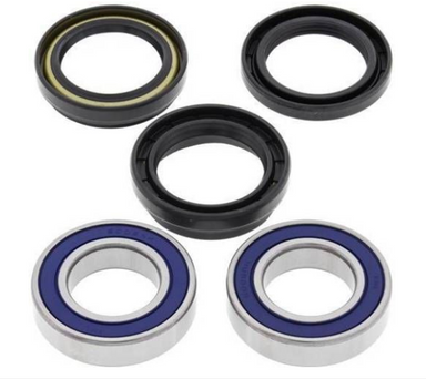 All Balls Front Wheel Bearing Kit Yamaha Rhino / Grizzly / Kodiak /  King Quad - 25-1108