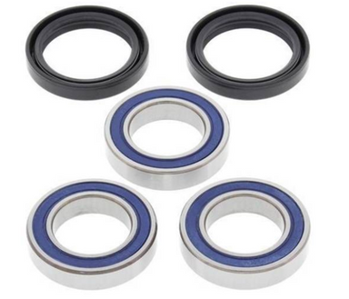 All Balls Rear Wheel Bearing Kit Honda CR 125 / 250 CRF 250/ 450 - 25-1250