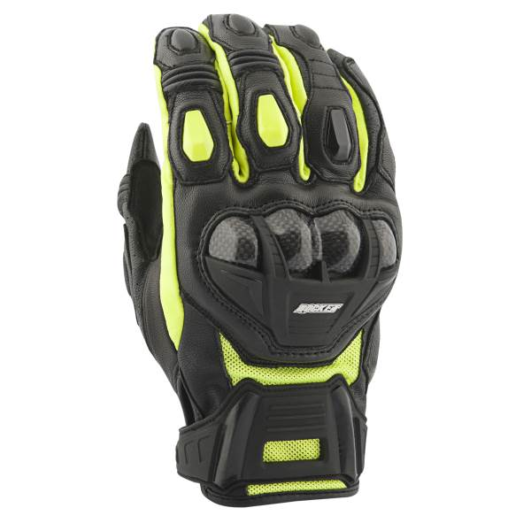 Joe Rocket Blaster SR Leather Gloves by Alpine Powersports