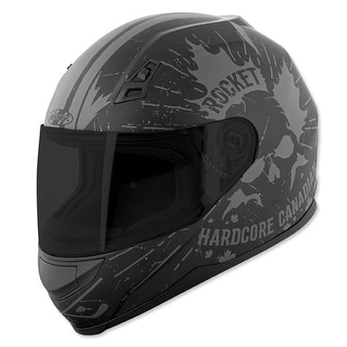 Joe Rocket Hardcore Canadian Full Face Helmet