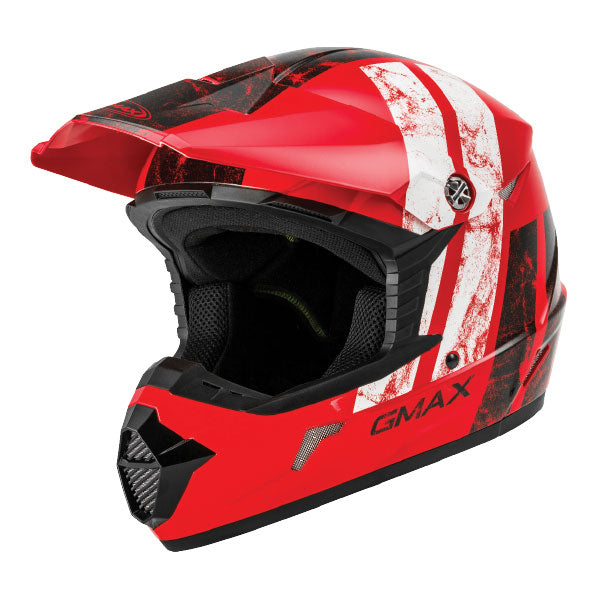 GMAX MX46Y Dominant Red by Alpine Powersports