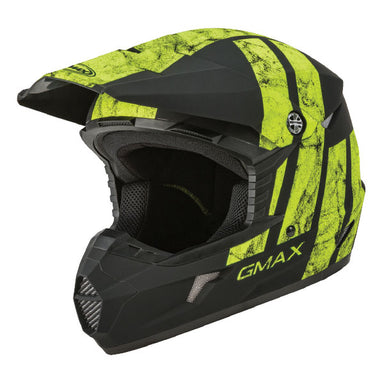 GMAX MX46Y Dominant Hi-Vis by Alpine Powersports