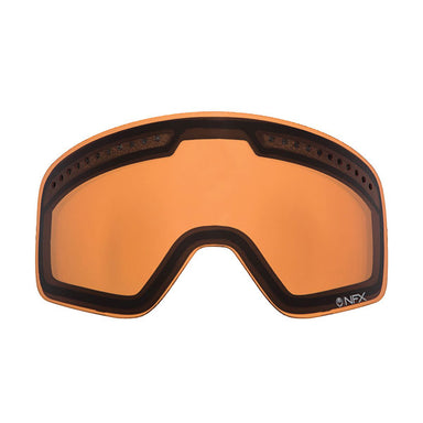 Dragon NFXS Amber Double Snow Lens by Alpine Powersports