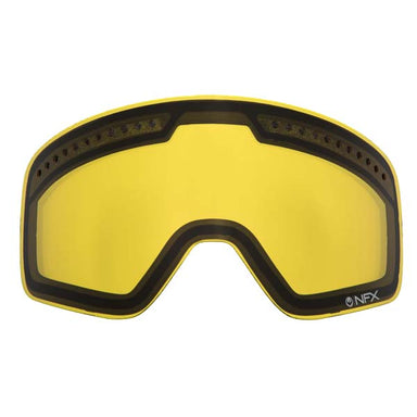 Dragon NFXS Yellow Transition Snow Lens by Alpine Powersports