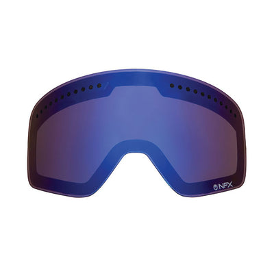 Dragon NFXS Dual Blue ION Snow Lens by Alpine Powersports