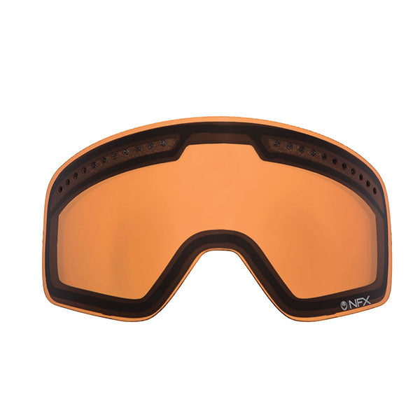MDX2 Double Lens Amber All Weather by Alpine Powersports