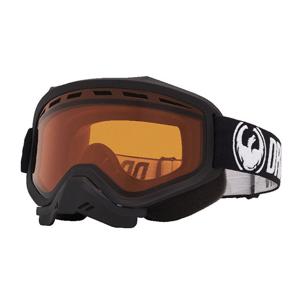 Dragon MXV Coal/LL Amber Snow Goggles by Alpine Powersports