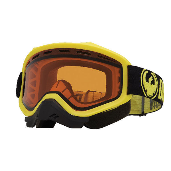 Dragon MXV Hi Vis/LL Amber Snow Goggle by Alpine Powersports