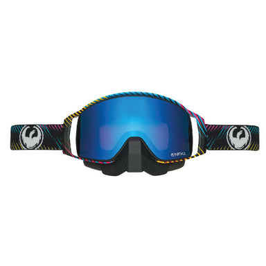 Dragon NFX2 Blur/Blue Steel Snow Goggles by Alpine Powersports