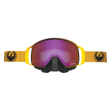 Dragon NFX2 Burn/Purple ION Snow Goggles by Alpine Powersports