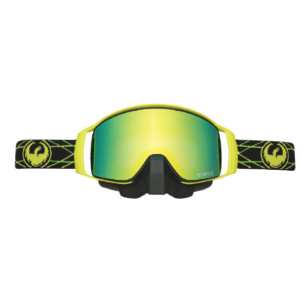 Dragon NFX2 Pinned/Smoke Gold Snow Goggles by Alpine Powersports