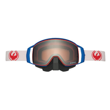 Dragon NFX2 Crimson/Mirror ION Snow Goggles by Alpine Powersports