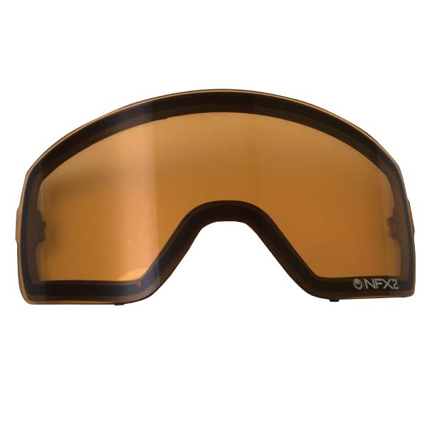 Dragon NFX2 Amber Snow Lens by Alpine Powersports