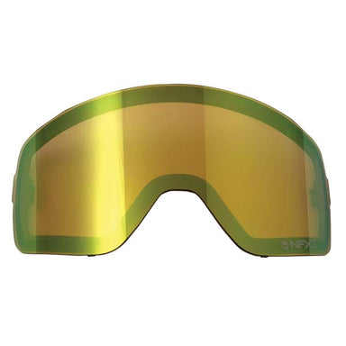Dragon NFX2 Gold ION Snow Lens by Alpine Powersports
