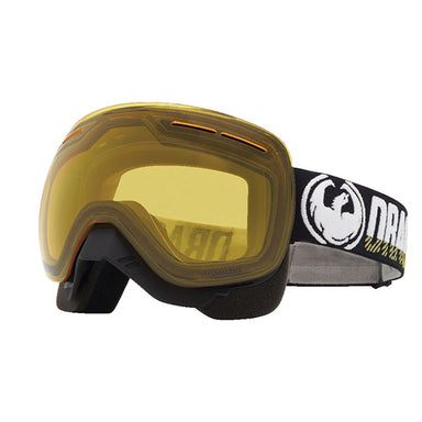 Dragon X1s Elevate/Yellow Transition Snow Goggles by Alpine Powersports