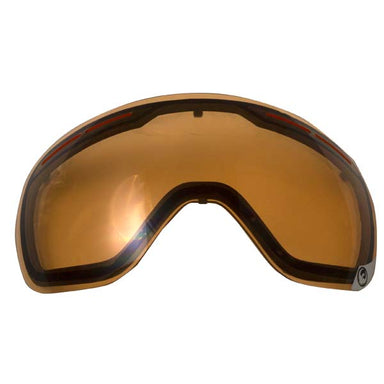Dragon X1S Amber Snow Lens by Alpine Powersports