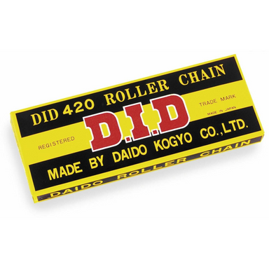D.I.D Standard Motorcycle Chain by Alpine Powersports