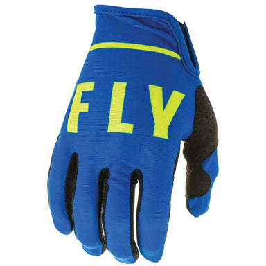 Fly Racing Lite Glove Red / Orange / Blue / Black