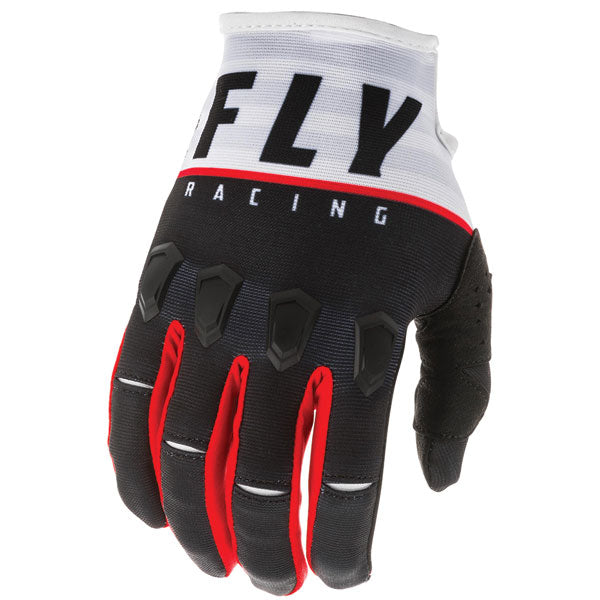 Fly Racing Kinetic 120 Glove Red / Blue / Orange / Green