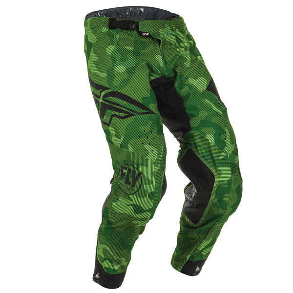 Fly Racing Evolution Pant Black / Red /Green
