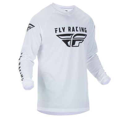 Fly Racing Universal Jersey White or Black