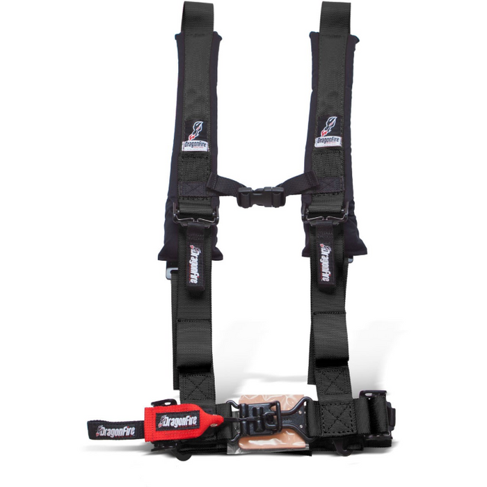 "Dragonfire 4 Point 2"" Harness by Alpine Powersports"