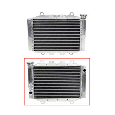 Radiator For Yamaha Grizzly / Kodiak - 400 / 450