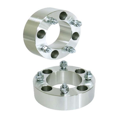 CNC Machined Billet Wheel Spacers for ATV /UTV 4/110 - 4/115 - 4/137 - 4/156