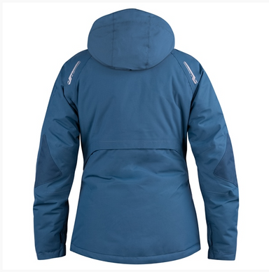 CKX Alaska Women Jacket - X-Large - Blue