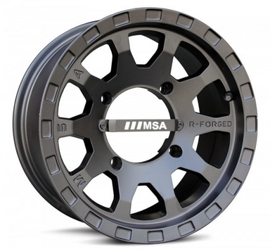 "MSA R-Forged F2 14"" Wheel 0mm Offset"