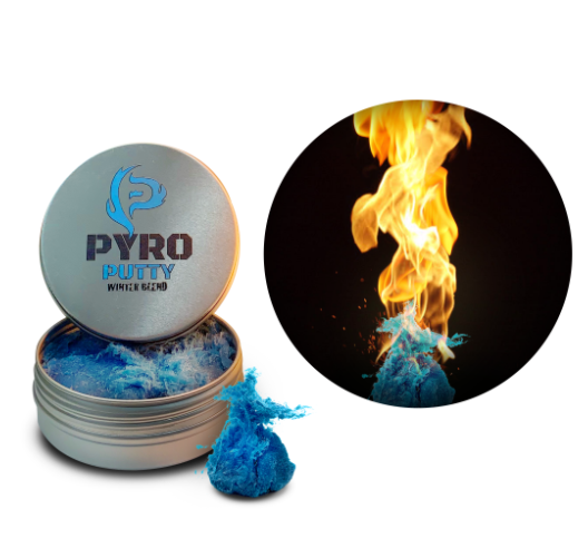 Pyro Putty Fire Starter - 2oz Tin