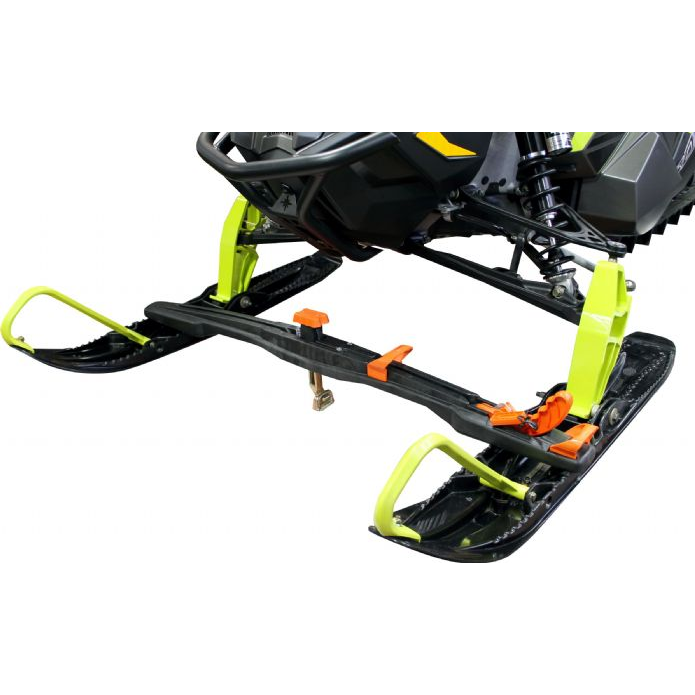 Superclamp Front Snowmobile Tie-Down System