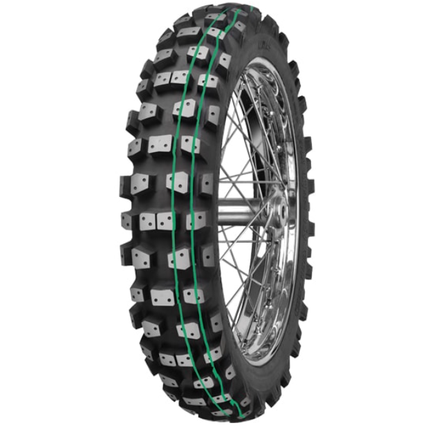 Mitas XT-454 Rear Super Soft 110/100-18 Off-Road Motorcycle Tire