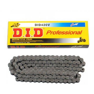 D.I.D 420 HD O-Ring Chain | Alpine Powersports