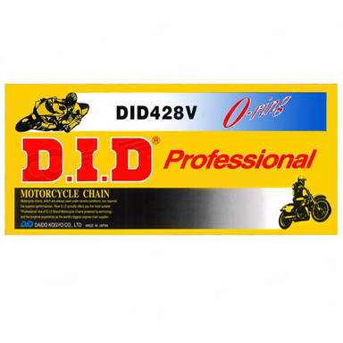 D.I.D 428 Link V Series O-Ring Chain | Alpine Powersports