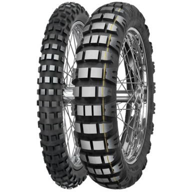 Mitas E-09 Dakar Rear Tire - 80% Off-Road 20% On-Road