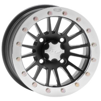 "ITP Beadlock Wheel (Rim) 12x7""- 4/156 For Polaris by Alpine Powersports"