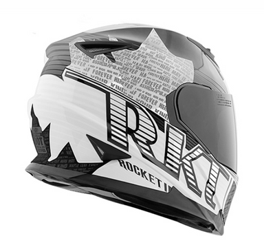 Joe Rocket Maple Leaf Forever Full Face Helmet