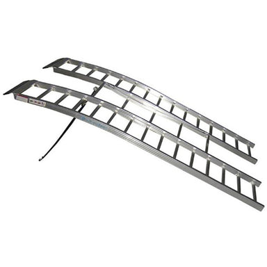 "RevArc 90"" Tri-Fold ATV Ramp - Light Weight Only 33lbs - Strong 1300lb capacity"