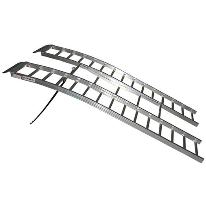 "RevArc 90"" Tri-Fold HD UTV Ramp - Light Weight Only 48lbs - Strong 2100lb capacity"