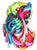 Paper Quilling Art Kit Cartoon Color Bird BQ90028