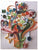 Paper Quilling Art Kit Happy Birthday Patterns BQ90061