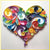 Paper Quilling Art Kits Color Heart Shape Patterns BQ90067