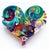 Paper Quilling Art Kits Color Sweet Heart Patterns BQ90208