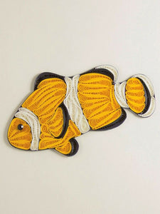 Simple Paper Quilling Kit Fish Patterns BQ90346