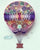 Paper Quilling Art Hot Air Balloon Patterns BQ90426