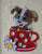 Paper Quilling Art Kit Cup Dog For Kids BQ90614