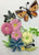 Paper Quilling Art Kits Color Flower Butterfly BQ90710